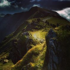 Snowdonia National Park, North Wales, Enchanted, Mountains, Sunset, Lighting, Nature, Travel, Instagram