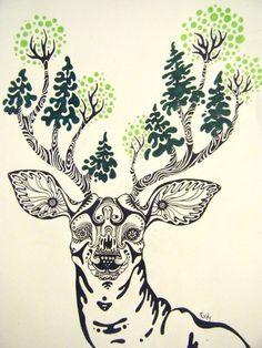 """Bambi Birch"" by Rock-a-nator"