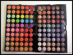 BHCosmetics 120 Eye Palette 3rd Edition. This is an AMAZING palette! The pigmentation is incredible, and it has every color you could think of. $29.95 However, the site has sales atleast once a month, when you can get the palettes for EVEN CHEAPER