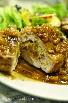apricot brandy sauce pork chops with apricot brandy sauce pork chops ...
