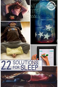How to Sleep Better, When You Can't