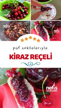 My Recipes, Jelly, Food And Drink, Meat, Fruit, Turkish Recipes, Koken, Marmalade