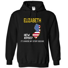 #Sportstshirt... Awesome T-shirts  Worth :$34.00Buy Now    Low cost Codes   View pictures & pictures of ELIZABETH - Its Where My Story Begins t-shirts & hoodies:Should you do not completely love our design, you'll be able to SEARCH your favourite one through the u.... Check more at http://wintshirt.info/sports/how-to-buy-elizabeth-its-where-my-story-begins-wintshirts/