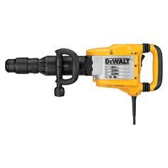 DEWALT 15 Amp 3/4 in. Heavy Duty Hex Demolition Hammer Kit with Shocks - Active Vibration Control