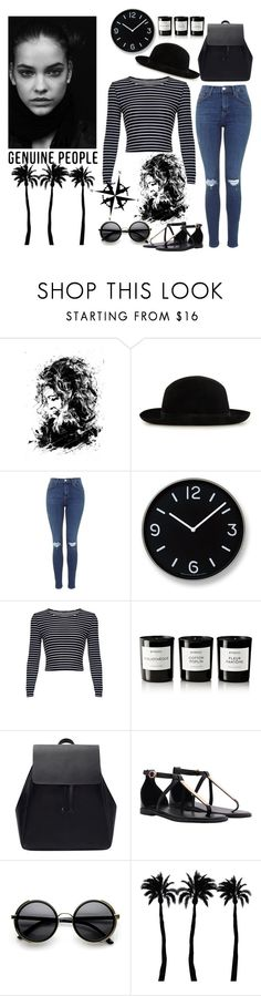 """""""Genuine People"""" by itsels on Polyvore featuring moda, Lemnos, Byredo, Dot & Bo e Genuine_People"""
