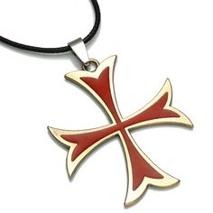 Assassin's Creed Templar Necklace | Thesitcompost.com