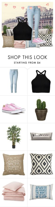 """""""Love<3"""" by autumn-kirby2020 on Polyvore featuring Frame, Converse, John Lewis, Lexington, cute and love"""