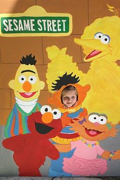 Sesame Street Party #2