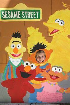 Sesame Street part ideas