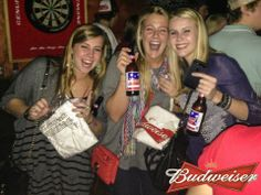 #Budweiser Night at