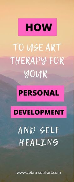 ART THERAPY HEALS Want to learn how to start a creative daily routine? My course with 30 art therapy Art Therapy Projects, Art Therapy Activities, Play Therapy, Therapy Ideas, Emotional Healing, Self Healing, Self Development, Personal Development, Experience Quotes