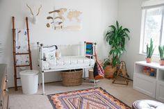 Una habitación para Jude en Babiekins Blogt / / Imágenes de Amber Thrane