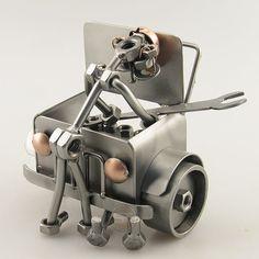 The Auto Mechanic!