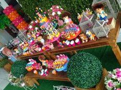 Decoração de festa da Dora Aventureira – Sugestões – Inspire sua Festa ®