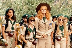 The 1980s cult classic is still not endorsed by the Girl Scouts of the USA.