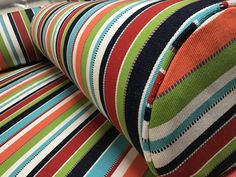 What do you think about this bright stripe from@sunbrella fabrics? Called Carousel Confetti and now in stock.♥ www.cushionfactory.com.au. . . . #cushionfactory #outdoorcushions #outdoorchaircushions #outdoorfurniturecushions #outdoorliving #outdoorseatcushions #outdoorloungecushions #outdoorbenchcushions #sunbrella #custommadeoutdoorcushions #replacementoutdoorloungecushions #daybedcushions #outdoorlife #outdoordoorcushionscustom #homeinspo #interiordesign #sunbrellaoutdoorcushions Sunbrella Outdoor Cushions, Bench Cushions, Sunbrella Fabric, Outdoor Life, Indoor Outdoor, Outdoor Living, Outdoor Doors, Carousel, Confetti