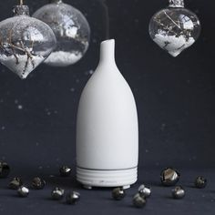 Shop Saje's ultrasonic diffusers, candle diffusers, car diffusers and reed diffusers. Candle Diffuser, Lava Lamp, Light Bulb, Table Lamp, Bottle, Holiday Decorating, Healthy, Christmas, Environment