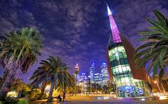 HERITAGE AND CULTURAL TOURISM FINALIST From WA - The Bell Tower, Home of the Swan Bells, Perth #WesternAustralia #Australia #QATA2014