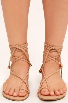 f545295ec 45 Best Dressy flat sandals images