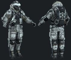 COD:AW Atlas Artic by Faithfullfaun