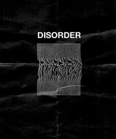 Imagen de joy division, disorder, and music Joy Division, Ian Curtis, Unknown Pleasures, Music Is My Escape, Post Punk, Sound Of Music, Soft Grunge, Graphic Design Illustration, Music Bands
