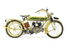 1912 Matchless Model 7B Motorcycle. Matchless Motorcycles (1899-1966). Plumstead, London, England.