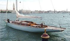 The Spirit 54 Yatch in Venice