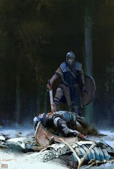 Assassins and Warrior Concept Art by John J. Warrior Concept Art, Fantasy Warrior, Fantasy Art, Ancient Rome, Ancient History, Character Art, Character Design, Vikings, Concept Art World