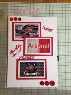 Arsenal birthday
