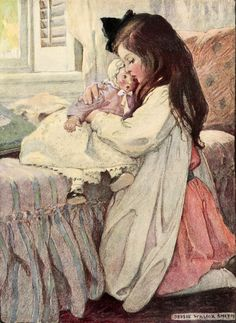 Share this image:seven-ages-of-childhood-illustration-by-jessie-willcox-smith-04-1909