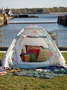Cath Kidston tent