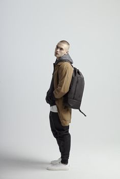 The August Backpack out of the Stealth Series is now available at our online store | ucon-acrobatics.com | Price: 69€