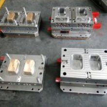 China mold manufacturer for custom injection plastic cover