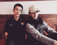 Yesung + Donghae