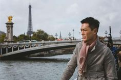 "Chinese actor profile. Louis Koo. Read on. ""On top of five films earlier this year, HK actor Louis Koo stars in two new movies and has another four projects slated for release""   http://www.straitstimes.com/lifestyle/entertainment/hong-kong-actor-louis-koo-cant-stop-shooting"