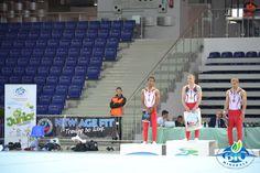BioMinerale Junior na Międzynarodowych Mistrzostwach Polski w gimnastyce sportowej.