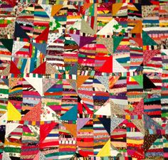 nifty quilts. AnnanWilliams Quilt