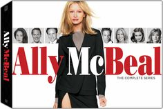 """I like being a mess. It's who I am.""   Ally McBeal"
