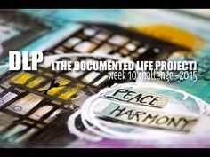 ▶ DLP 2015 (documented life project) - week 10 - YouTube  Theme:  Making your mark:  Doodles and Mark Making.