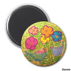 Round Magnets, Paper Cover, Create Your Own, My Design, Recycling, Shapes, Cool Stuff, Prints, Cool Things