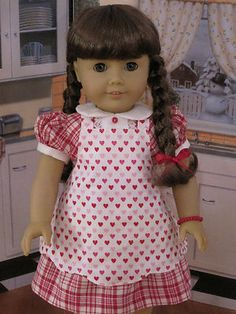 """Susie's 18"""" Doll Clothes Fit My American Girl Ruthie Molly Kit Julie McKenna 