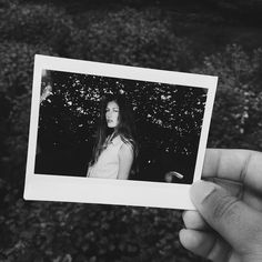 It's been so long since I shot some portraits. Really looking forward to seeing these scans. Here's a Polaroid of @demideblock for now. :)