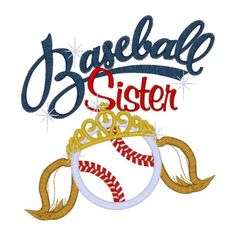 baseball grandma sayings | Baseball Sister
