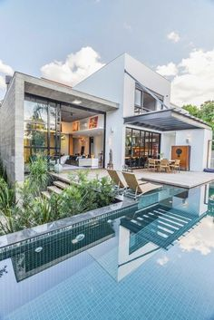 Home by Metroquadrado in Joinville, Santa Caterina, Brazil.