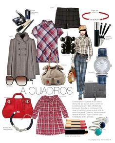 Cuadros - Revista J #lovefashion #shopping #winterlook #lima @jockeyplaza