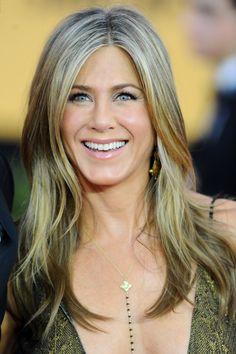 Jennifer Aniston at SAG Awards 2015 - Hair Colour Ideas: A-list Inspiration | Hair & Beauty Galleries | Marie Claire