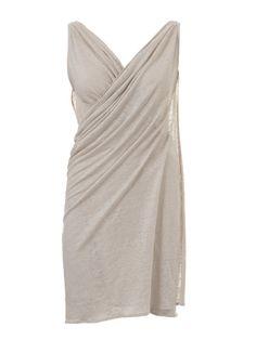 Free Burda Drape Dress Pattern (Novice)