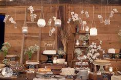 hanging masson jar lights