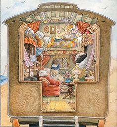 Foxwood Tales by Cynthia and Brian Paterson «« I used to have these books when I was younger.