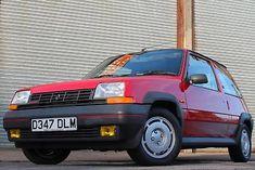 eBay: Renault 5 1.4 Turbo GT 3dr Phase 1 1987 D Carmen Red
